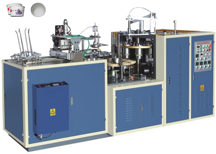 Disposable Instant Noodle Paper Bowl Forming Machine With Self Lubrication System